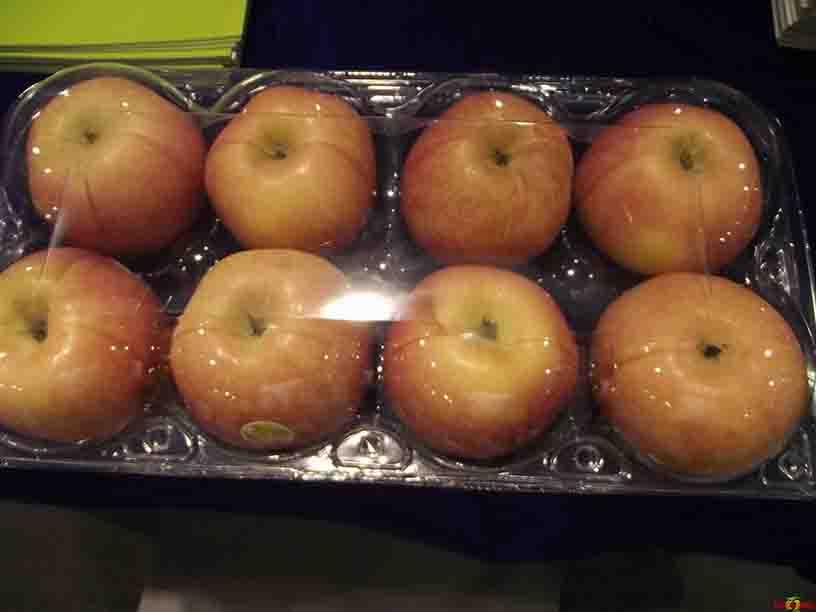 苹果专用物理活性保鲜袋