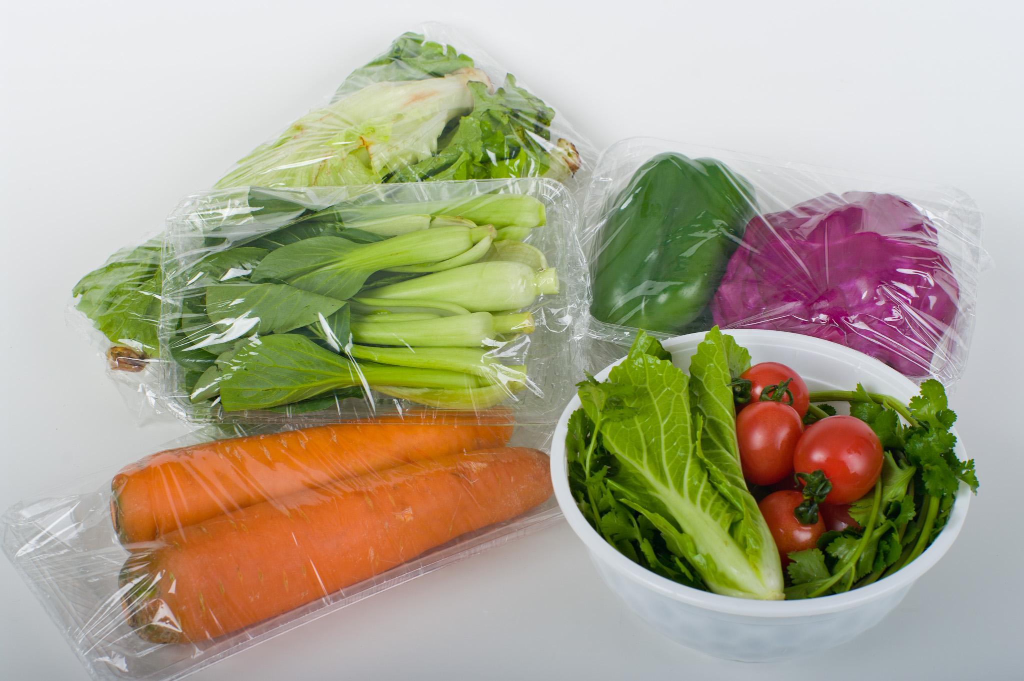 特色农产品专用物理活性保鲜袋
